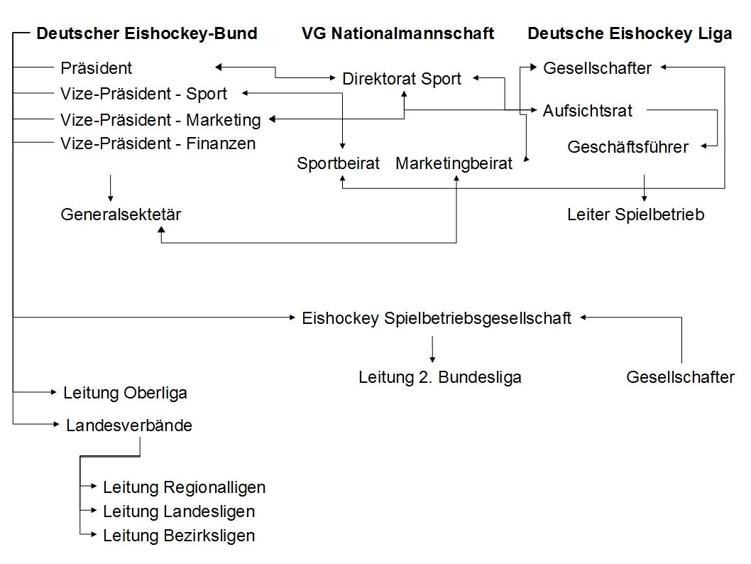 Struktogramm Eishockey