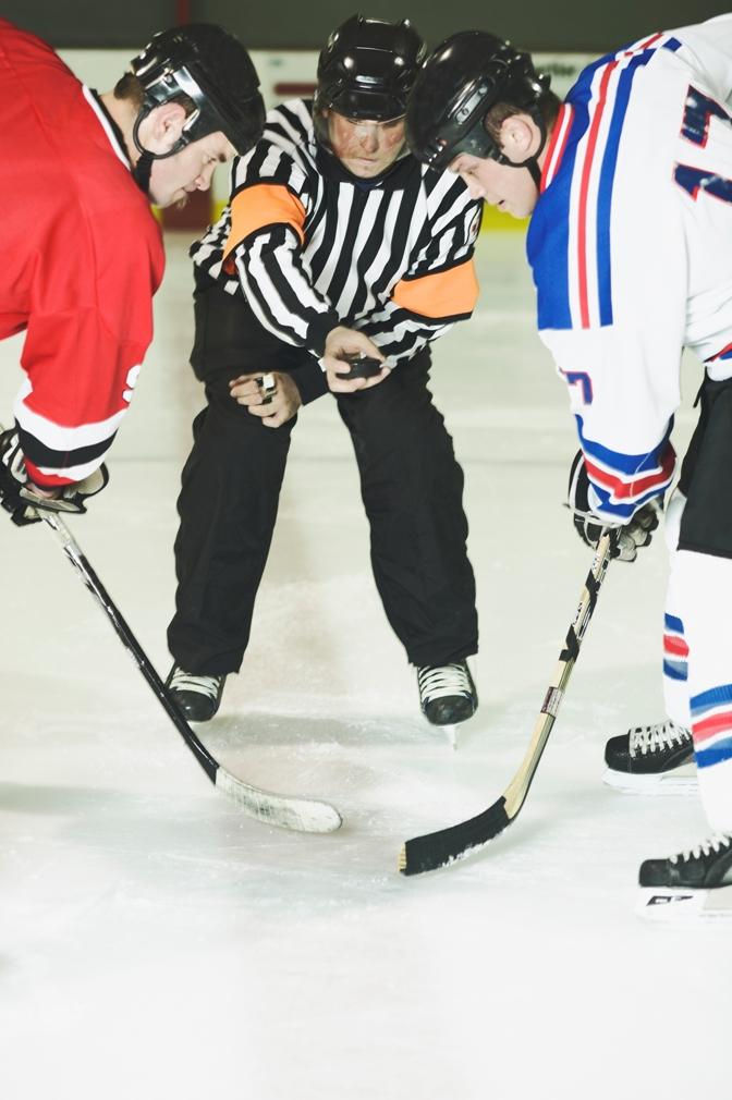 Sportwetten: Eishockey im Kommen! | ©Thinkstock, [Brand X Pictures]