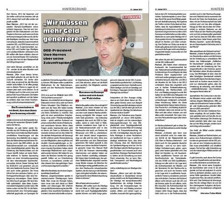 Harnos Zukunft - DEB 2014